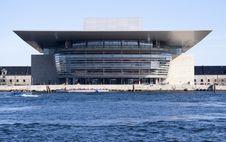 Free A Modern Opera House Royalty Free Stock Photos - 9035218