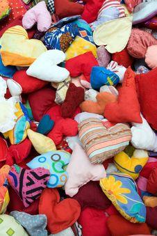Free Stuffed Hearts Stock Photo - 9035380
