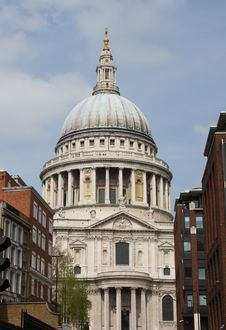 Free St Pauls Royalty Free Stock Photography - 9035577