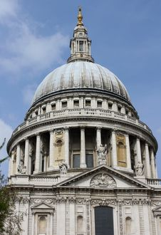 Free Saint Pauls Stock Photos - 9035603