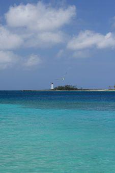 Free Nassau Lighthouse Royalty Free Stock Images - 9035709
