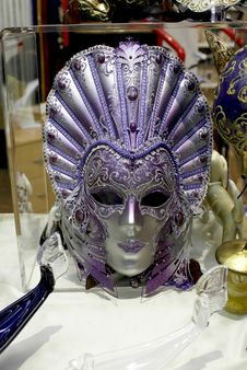 Free Expensive Venetian Mask Stock Photos - 9036433
