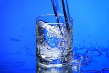 Free Flowing Water Stock Images - 9036504