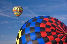 Free Hot Air Balloons Royalty Free Stock Photography - 9038197