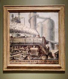 Free The Locomotive Royalty Free Stock Photo - 90354725