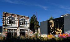 Free Urban Art Christchurch. Stock Photography - 90355122