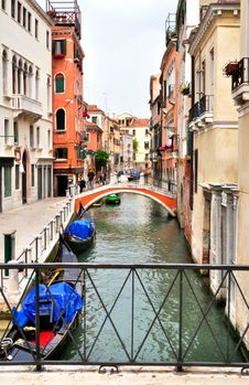 Free Venice Italy - Creative Commons By Gnuckx Royalty Free Stock Image - 90355176