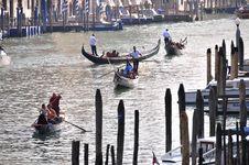 Free Grand Canal - Rialto - Venice Italy Venezia - Creative Commons By Gnuckx Stock Photography - 90355272