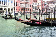 Free Grand Canal - Rialto - Venice Italy Venezia - Creative Commons By Gnuckx Stock Photography - 90355342
