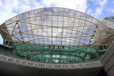 Free Vasco Da Gama Shopping Center Royalty Free Stock Image - 90356826