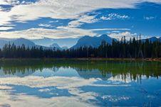 Free Lake Landscape Stock Images - 90356974