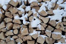 Free Wood Stockpile Royalty Free Stock Images - 90358019