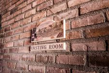 Free Tasting Room Royalty Free Stock Photography - 90358217