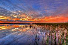 Free Sky, Reflection, Horizon, Wetland Royalty Free Stock Images - 90359539