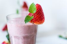 Free Strawberry, Smoothie, Strawberries, Drink Royalty Free Stock Photos - 90359628