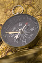 Free Old Compass Royalty Free Stock Images - 9044399