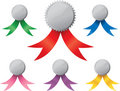 Free Silver Medals Royalty Free Stock Images - 9047999