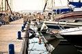 Free View Of Harbour In Rovinj, Croatia Stock Photos - 9048823