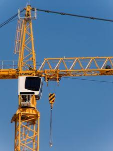 Free The Crane Building Stock Photos - 9040223