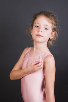 Free Tiny Ballerina Stock Photos - 9040283