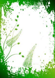 Free Grunge Frame Royalty Free Stock Photography - 9040367