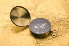 Free Old Compass Stock Photos - 9040643