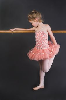 Free Tiny Ballerina Stock Photos - 9040663