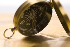 Free Old Compass Stock Photos - 9040943