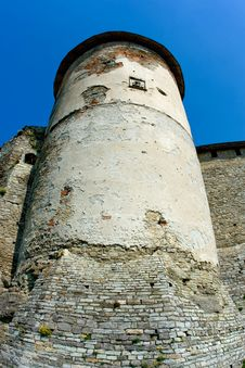 Free Watchtower In A Fortress Stock Photos - 9041373