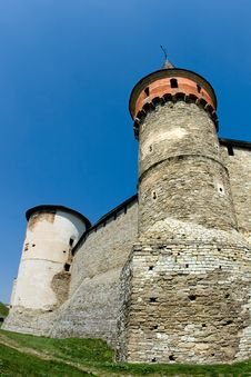 Free Watchtower In A Fortress Stock Photography - 9041412