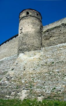 Free Watchtower In A Fortress Stock Photography - 9041442