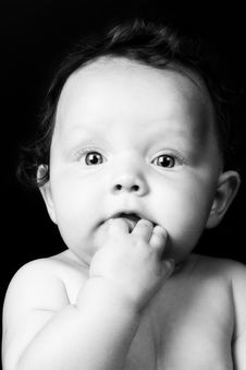 Free Baby Royalty Free Stock Images - 9041539