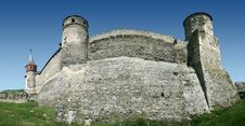 Free Old Fortress Stock Photography - 9041602