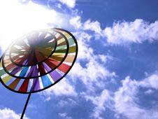 Free Rainbow Sky Stock Image - 9042611