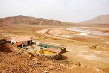 Free Salinas - Sal Island, Cape Verde Royalty Free Stock Image - 9042856