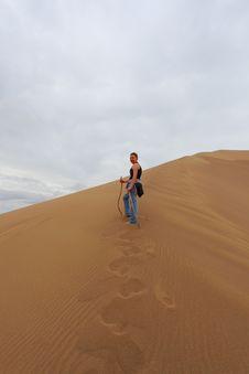 Free Dunes Royalty Free Stock Image - 9043156
