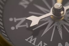 Free Old Compass Stock Photo - 9044170