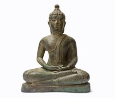 Free Meditating Buddha Stock Photo - 9045590