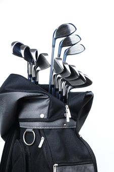 Free Golf Equipments Royalty Free Stock Image - 9045866