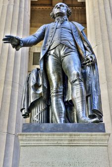 Free George Washington Stock Photography - 9047112