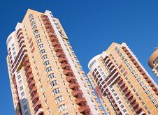 Free Tall Residential Building Stock Photography - 9047402