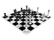 Free Chess03 Stock Photos - 9048643