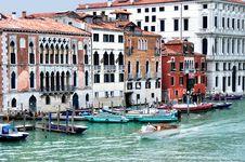 Free Hotel Ca  Sagredo - Grand Canal - Rialto - Venice Italy Venezia - Creative Commons By Gnuckx Royalty Free Stock Photography - 90427087