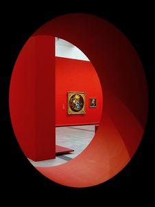 Free Louvre Lens, Exposition &x22;Charles Le Brun, Peintre Du Roi Soleil&x22;. Stock Image - 90427121