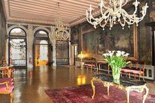 Free Hotel Ca  Sagredo - Grand Canal - Rialto - Venice Italy Venezia - Creative Commons By Gnuckx Stock Image - 90427131
