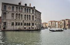 Free Hotel Ca  Sagredo - Grand Canal - Rialto - Venice Italy Venezia - Creative Commons By Gnuckx Stock Image - 90427251