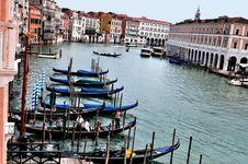 Free Hotel Ca  Sagredo - Grand Canal - Rialto - Venice Italy Venezia - Creative Commons By Gnuckx Stock Image - 90427271