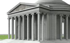 Free Classical Architecture, Ancient Roman Architecture, Column, Landmark Stock Photo - 90430580