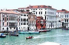Free Hotel Ca  Sagredo - Grand Canal - Rialto - Venice Italy Venezia - Creative Commons By Gnuckx Stock Image - 90488471