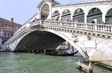 Free Grand Canal - Rialto - Venice Italy Venezia - Creative Commons By Gnuckx Royalty Free Stock Image - 90488576